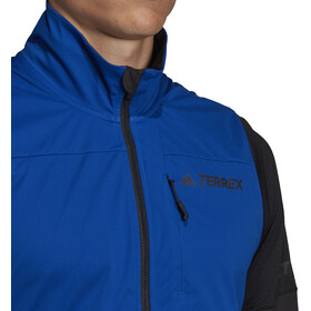 adidas TERREX Xperior Vest Men collegiate royal